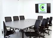 City works renta de oficinas en providencia