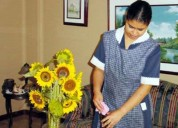 Servicio recamarer cocinera agencia domestica nana