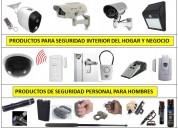 Revende gadgets para seguridad y defensa personal