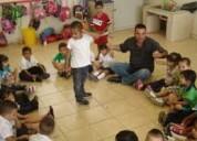 Urge maestro/a de inglés, para jardín de niños.