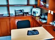 Oficinas con todos los servicios