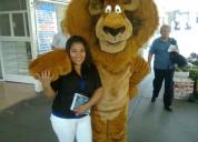 El rey leon show infantil cdmx