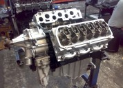 Motor ford transit, chevrolet traverse, chrysler,
