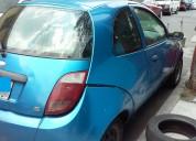 Ford ka azul