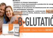 Glutation regenerador celular