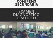 Cursos de preparaciÓn comipems 2019