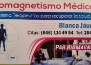 Biomagnetismo medico en ensenada