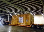 Fletes locales y nacionales para carga pesada