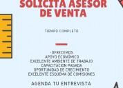 asesor comercial/venta directa