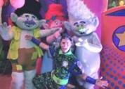 Shows infantiles de los trolls para tu evento