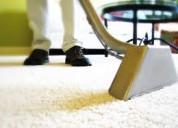 Lavado profundo de alfombras salas colchones