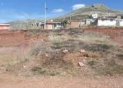 (Venta) Terreno en Fracc. Lomas del Patrocinio Zac