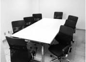 Sala de juntas de primer nivel