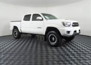 Toyota tacoma trd 2014 blanco