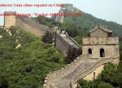 Intérprete/traductor chino español en shanghai, ch