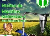 Triturador de martillo mkhm420a-c