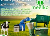 Sistema para elaborar pellets