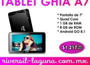Tablet ghia a7