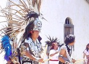 Clases de danza azteca mexica chichicmecatl