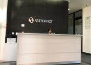 oficinas para 4 personas, todos los servicios!