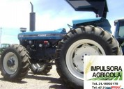 Tractor ford 5610 modelo 2000