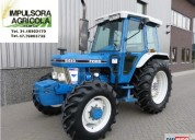 Tractor ford 5610 modelo 2001