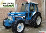 Tractor ford 7810 modelo 1990