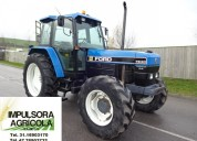 Tractor ford 7840 modelo 1997