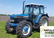 Tractor ford 6640 modelo 1999