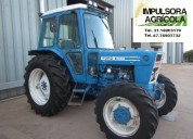 Tractor ford 7600 modelo 2004