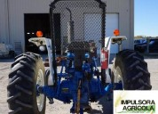 Tractor ford 6610s modelo 2002