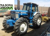 Tractor ford tw15 modelo 2001