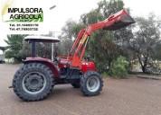 Tractor massey ferguson 283 modelo 2010