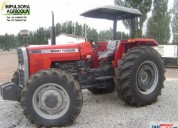 Tractor massey ferguson 285 modelo 2012