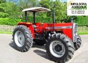 Tractor massey ferguson 290 modelo 2010