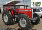 Tractor massey ferguson 385 modelo 2010