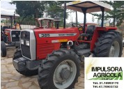 Tractor massey ferguson 385 modelo 2016