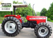 Tractor massey ferguson 390 modelo 2011