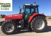 Tractor massey ferguson 6465 modelo 2007