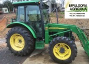 Tractor john deere 5320 modelo 2005