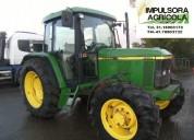 Tractor john deere 6310 modelo 2009