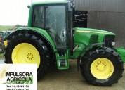 Tractor john deere 6420 modelo 2007