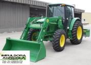 Tractor john deere 6415 modelo 2011