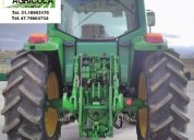 Tractor john deere 6420s modelo 2004
