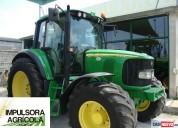 Tractor john deere 6420s modelo 2005