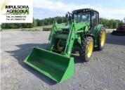 Tractor john deere 6420s modelo 2006