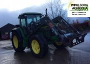 Tractor john deere 6610 modelo 2006