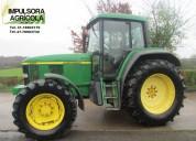 Tractor john deere 6810 modelo 2009