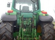 Tractor john deere 6820 modelo 2005