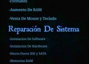 Servicios informÁticos integrales